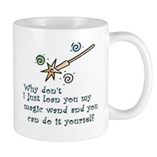 Magic Wand Small Mug