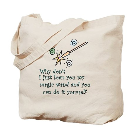 Magic Wand Tote Bag