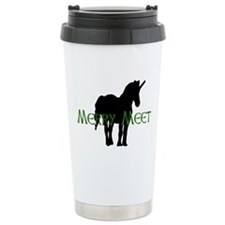 Merry Meet Spirit Unicorn Travel Mug