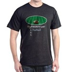 Priority Football Dark T-Shirt