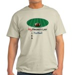 Priority Football Light T-Shirt