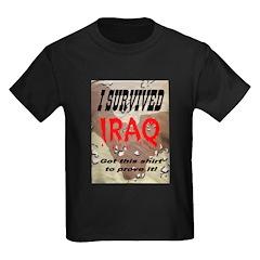 I survived Iraq! T