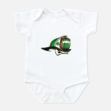 Irish Helmet Infant Bodysuit