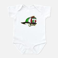 Italian Helmet Infant Bodysuit