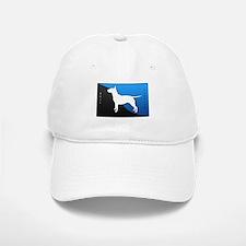 Bull Terrier Baseball Baseball Cap
