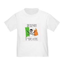 Irish Pirate Flag T