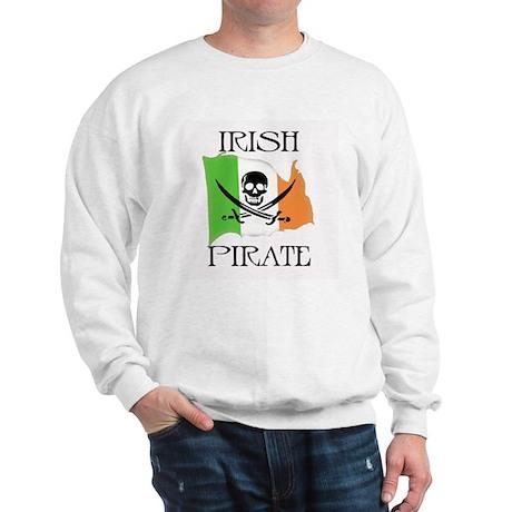 Irish Pirate Flag Sweatshirt