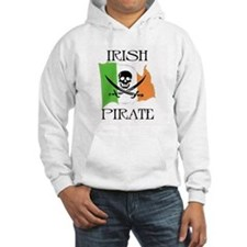 Irish Pirate Flag Hoodie