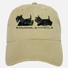 Scottie Squirrel Patrol Baseball Baseball Cap