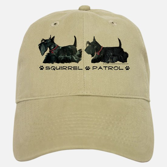 Scottie Squirrel Patrol Cap