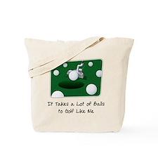It Takes Balls Tote Bag