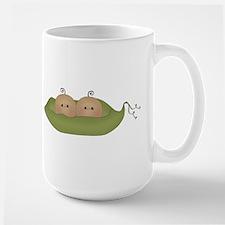 Hispanic Twins Mug