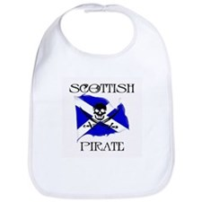Scottish Pirate Bib