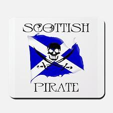 Scottish Pirate Mousepad