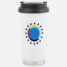 Cahuilla Stainless Steel Travel Mug