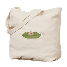 Caucasian Single Baby Tote Bag