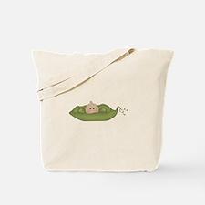 Caucasian Single Baby Tote Bag