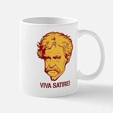 Twain Viva Satire Mug