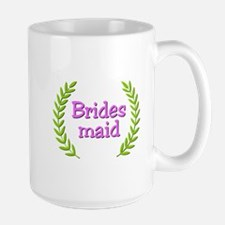 Bridesmaid (ferns) Mug