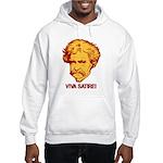 Twain Viva Satire Hooded Sweatshirt