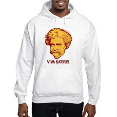 Twain Viva Satire Hoodie