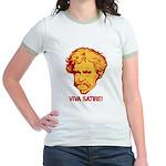 Twain Viva Satire Jr. Ringer T-Shirt
