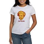 Twain Viva Satire Women's T-Shirt