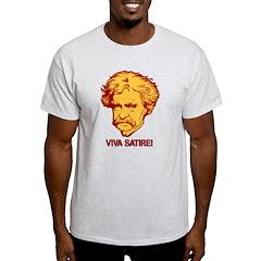 Twain Viva Satire T-Shirt