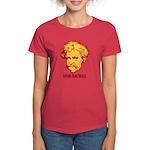 Twain Viva Satire Women's Dark T-Shirt