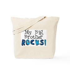 My Big Brother Rocks! Tote Bag