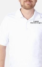 I speak Bearded Dragon T-Shirt