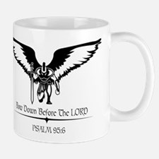 bow down before the Lord Mug
