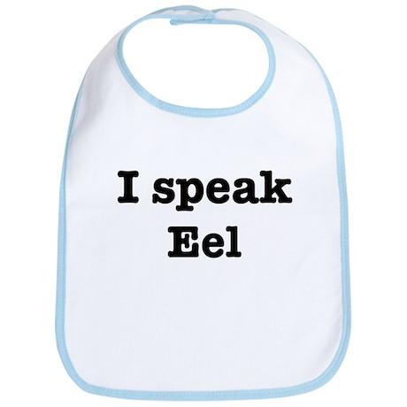 I speak Eel Bib