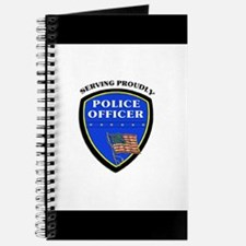 Police Serving Proudly Journal