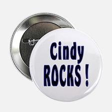 Cindy Rocks ! Button