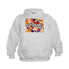 Enjoy Your Family Pills Hoodie