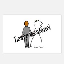Leave Us Alone! Postcards (Package of 8)
