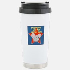 Ellie Home and Office Stainless Steel Travel Mug