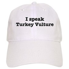 I speak Turkey Vulture Hat