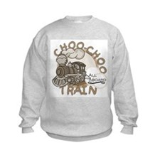 Choo-Choo Train Sweatshirt