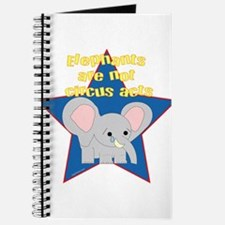 Animals Not Circus Acts Journal