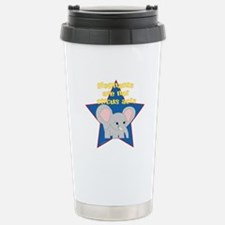 Animals Not Circus Acts Stainless Steel Travel Mug