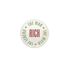 Rich Man Myth Legend Mini Button (10 pack)