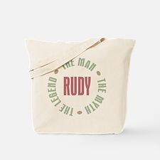 Rudy Man Myth Legend Tote Bag