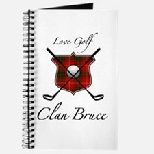 Bruce - Love Golf - Journal