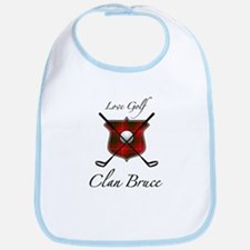 Bruce - Love Golf - Bib