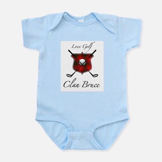 Bruce - Love Golf - Infant Bodysuit