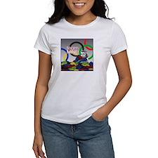Selfish Knitters - team MINE! T-Shirt