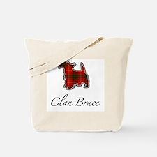 Bruce - Scotty Dog - Tote Bag