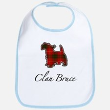 Bruce - Scotty Dog - Bib